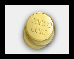 真鍮ゴールドコイン